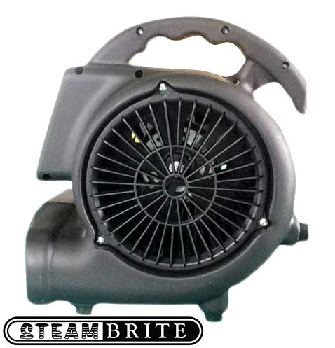 -DriStorm Mini Air Mover (Black) 2.3Amp, 1/5 HP, 3 Speed, GFCI AC085P230AT-B Blower Micro Fan Small Compact FREE Shipping