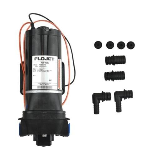 Flojet 04300504A Electric Pump. 5.0 GPM, 45 PSI, 12V  9.101-209.0