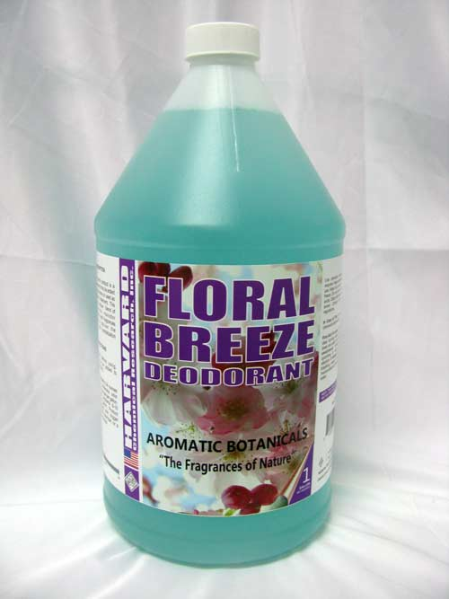 Harvard Chemical Floral Breeze Deodorant One Gallon H820