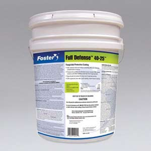 Nikro 861708 Foster 40-25 Full Defense Duct Sanitizer 5 gallons