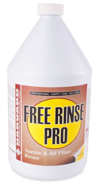 Harvard Chemical 220 Free Rinse Pro 1 Gallon