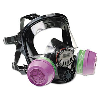 NSP 760008A North Safety® 7600 Series Full-Facepiece Respirator Mask