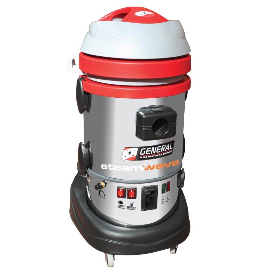 General Floor Machine G-Steam Vapor and Vacuum Unit 120 volt one power cord FREE Shipping