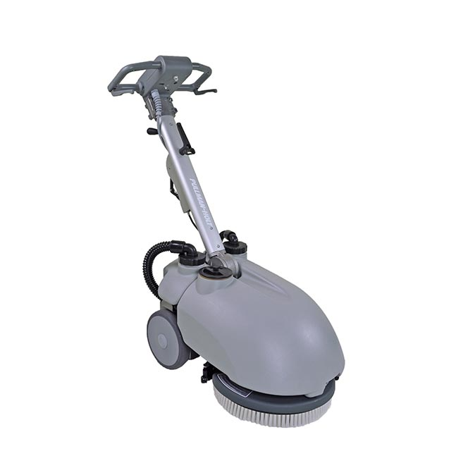 Gloss Boss Cleaning Equipment B14104087 Genie-14in Automatic Scrubber Corded 115 volt (formally Pullman Holt)