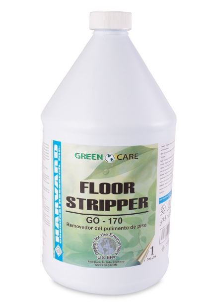 Harvard Chemical Floor Stripper 6001-1 GS 170 1 Gallon