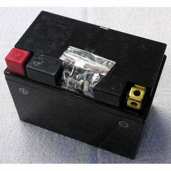 BE Pressure Supply: GTZ14S Battery (Replacement) for BE9000 and BE6500 watt Generators [85.571.095-] YTZ14S-BS