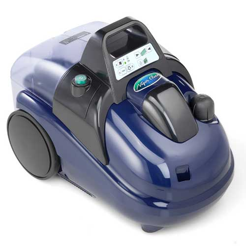Vapor Clean Gaia with Vacuum with Chemical Injection FREE SHIPPING