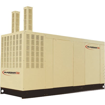 Generac:  Commercial Series Liquid-Cooled Standby Generator 150 kW, 120/208 Volts, LP-167304LPB