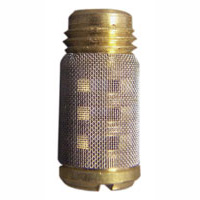 PMF: VeeJet Strainer 1/8in 100 mesh H43 (with check valve)