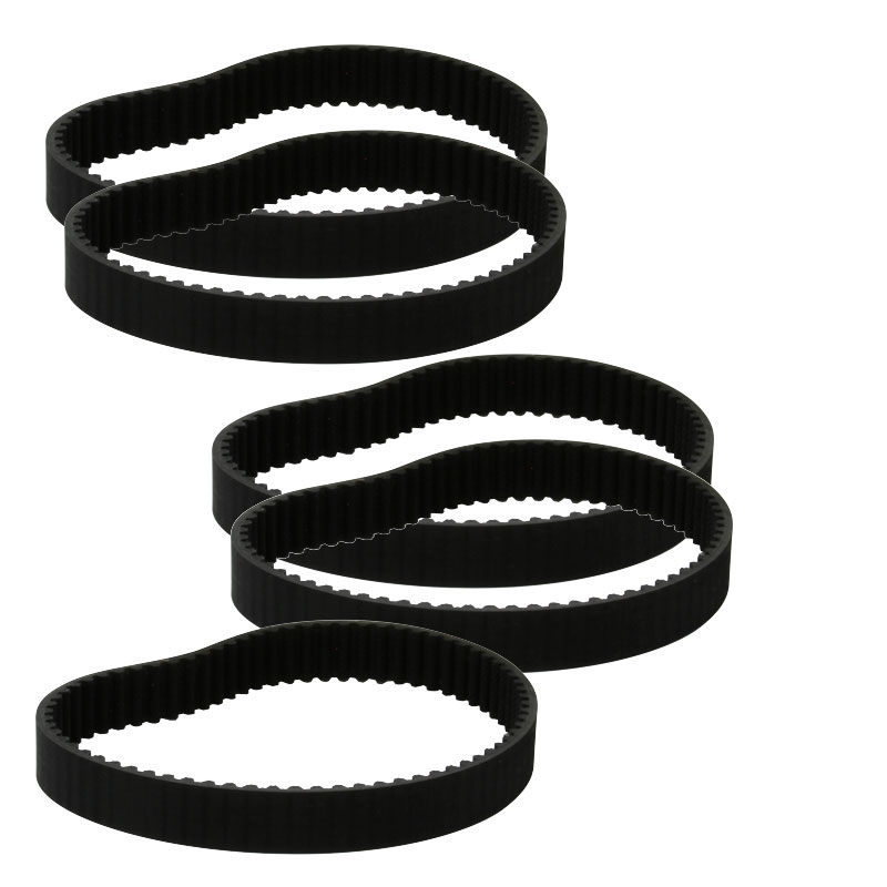 Mytee 5 Pack of H971A-5 Drive Belt for Carpet Shark CRB3010 and CRB3017