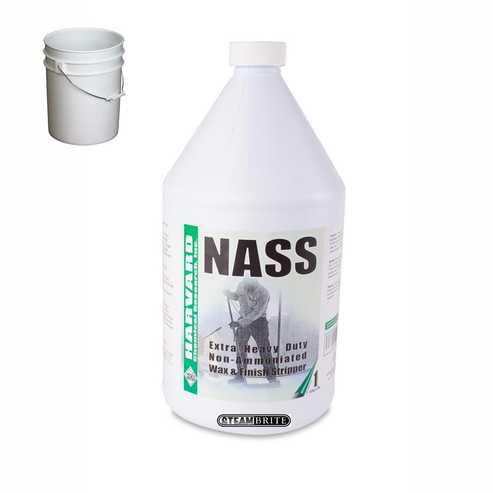 Harvard Chemical NASS 5 Gallons Non Ammoniated Odorless Floor Stripper
