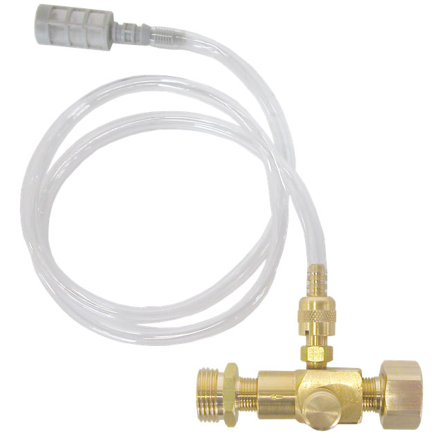 BE Pressure Supply 85.400.003 High Pressure Up Stream Soap Injector UPC 777897100754