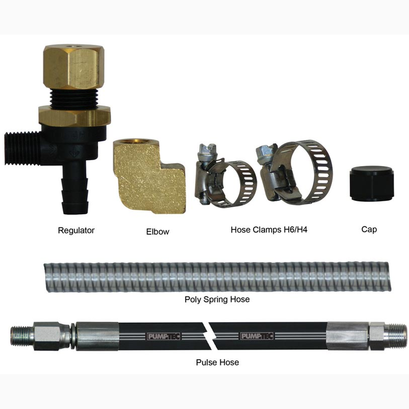 Pumptec 200 PSI Upgrade Kit For 114T heads 80655