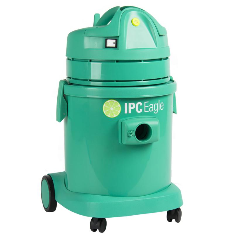 IPC Eagle S9HOSPITAL Hospital Vac Antibacterial, 6 Gallon Tank, 1.25 in. Tools. Includes hose, 3 piece wand, combo floor tool, crevice tool, upholstery tool round dusting brush