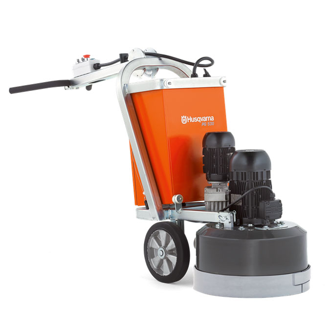 Husqvarna PG 530 Concrete Floor Grinder Price Match 480v 3 Phase 5Hp 21 Inch [965195821] Freight Included
