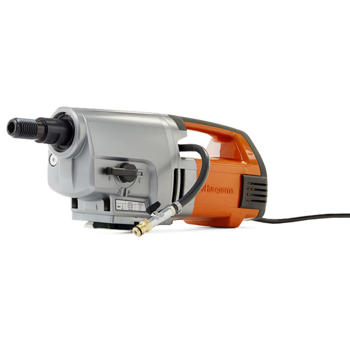 Demo Husqvarna DM340 Core Rig Drill Motor 98 72-07  240v L6-20P 14amp Used DM 340 987207  [965987210A] 1yr Wrrnty A Rated