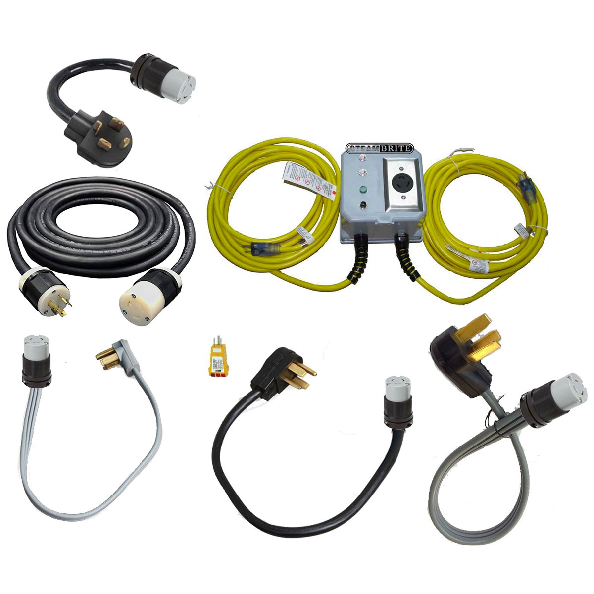 SteamBrite Husqvarna L6-20 Professional Power Supply Kit 20671527 Bundle PG280 PG450 PG530 DM340