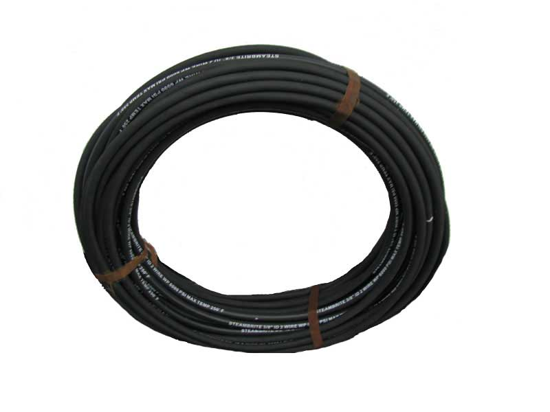 Clean Storm Hose 150 ft X 3/8 in ID X 2 wire 6000 psi 3/8 in Mip x Swivel 87904387