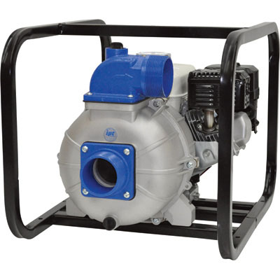 IPT: by Gorman-Rupp Trash Pump 18,000 GPH, 160cc, 3in, Model# 3S5-HR-109990