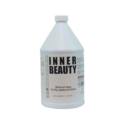 Harvard Chemical 10904 Inner Beauty Automotive Interior Dressing 4 x 1 Gallon bottles per case 109