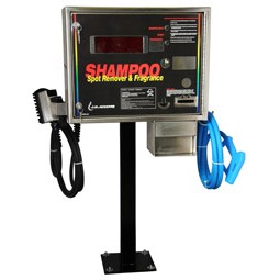 J.E. Adams Industries 12000F Shampoo Spot Remover and Fragrance Station