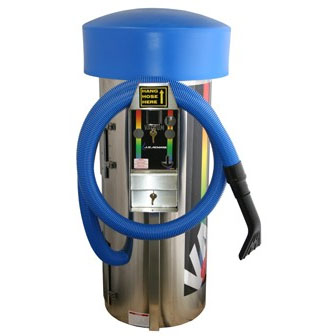 Car Wash Vacuum >> J E Adams Super Vac 2 Motor Lighted Dome Car Wash Vacuum