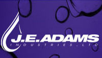 JE ADAMS INDUSTRIES: Egg Crates for Canopies