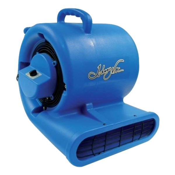 Johnny Vac JV3004 Air Mover Blower Fan 1/2 HP 3 speed