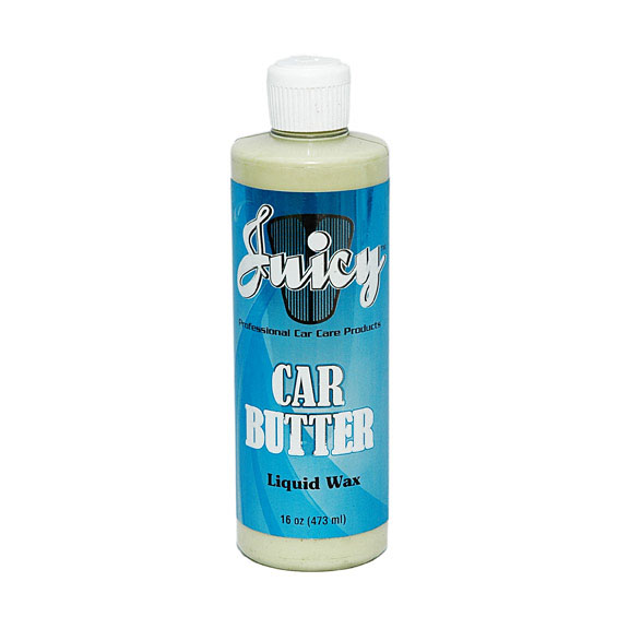 Juicy Car Wash: Car Butter Wax