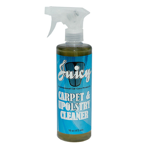 Juicy Car Wash: Carpet and Upholstry Cleaner CUC-1-16oz