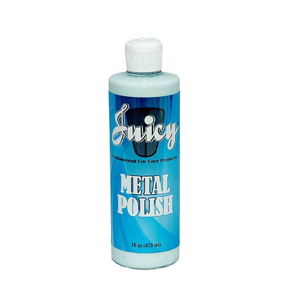 Juicy Car Wash: Metal Polish