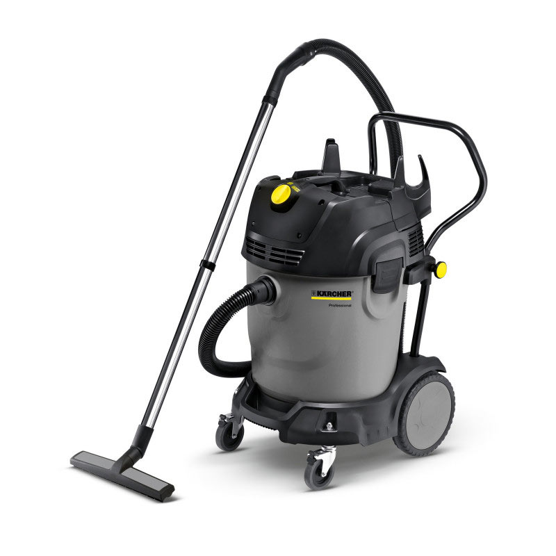 ,Karcher NT 65/2 Tact² Wet/Dry Vacuum Cleaner (1.667-310.0)  17.2 gallons  120V  1,800 watts Free Shipping
