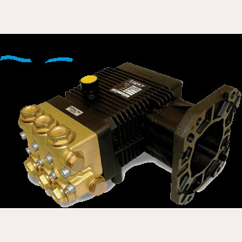 "Legacy Direct Drive High Pressure Pump GS4040G.2 4gpm 4000psi 13hp 3400rpm 1""Hollow Shaft-8.904-972.0"