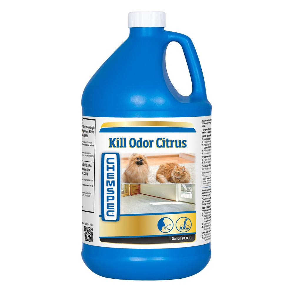 Chemspec C-KOC1G Kill Odor Citrus 1 Gallon