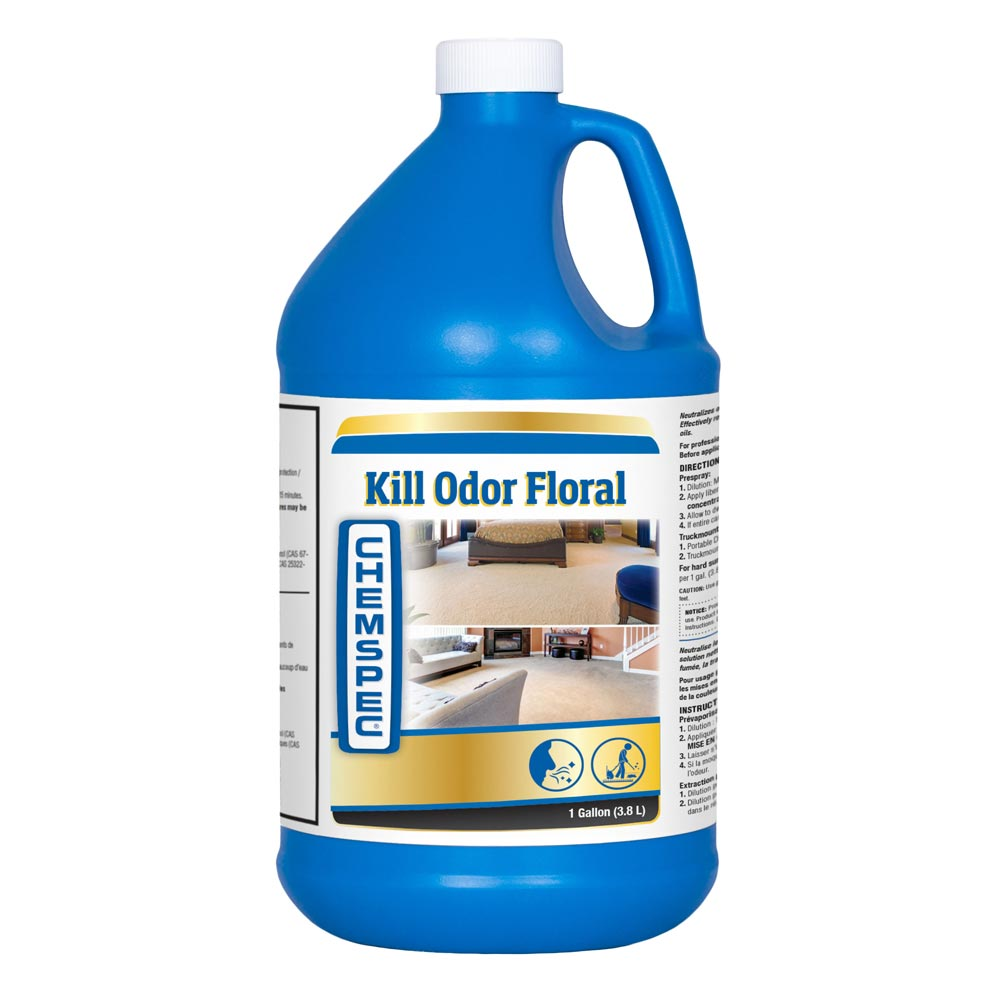 Chemspec C-KOF1G Kill Odor Floral 1 Gallon