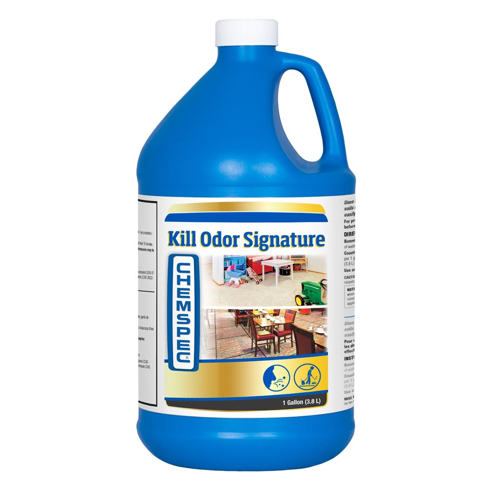 Chemspec 4-KOSD4G Kill Odor Signature Deodorizer Sapphire Scientific 76-090  (4/1 Gallon Case)