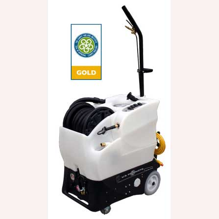 US Products King Cobra 1200 PRO Carpet & Tile Cleaning Machine Dual 1200psi/500psi HEATED Pump Auto Fill / Dump Free Shipping Machine and hose only KC-1200-500