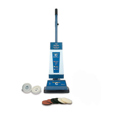 "Koblenz: Shampoo-Polisher 12"" Dual Head-THE CLEANING MACHINE Mod: P-820 A Floor Machine"