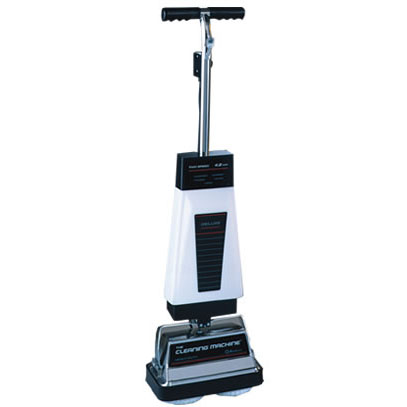 "Koblenz: Shampoo Polisher 12"" Dual Head-THE CLEANING MACHINE Mod: P-2600 Floor Machine"