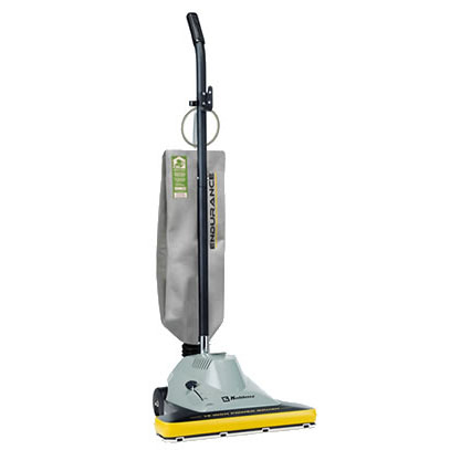 "Koblenz: 181/2"" (Zipper Bag ""HEPA"") NEW ENDURANCE UPRIGHT VACUUM CLEANER-7Amp-125CFM"