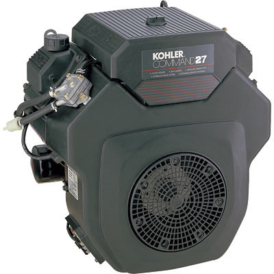 Kohler 27hp Command Pro Horizontal Engine Electric Start 1-7/16in x 4-29/64in Shaft CH740-0013-60270