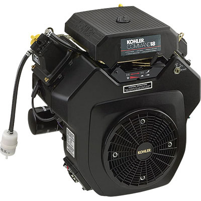Kohler 18hp Command Pro Horizontal Engine CH18-62554 Hydro Tek Pressure Washer W/Controls Now CH620-3128 Mi-T-M