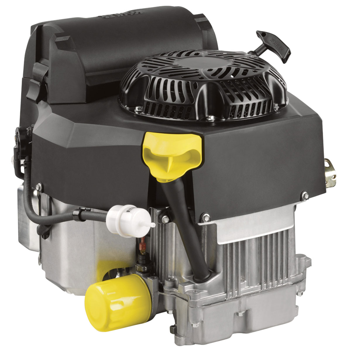 Kohler 27hp Courage Pro Vertical Twin Cylinder Bad Boy Engine PA-KT745-3088 1-1/8 Shaft Replaces SV840-3001 PA-KT745-3031