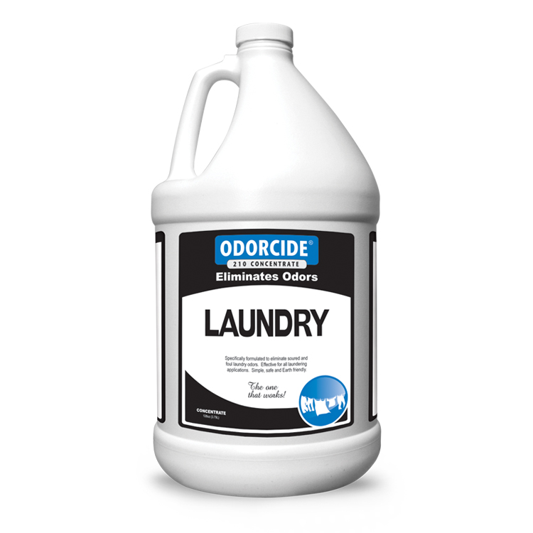 Odorcide 210 Laundry Concentrate Master Case (4-1 Gallon Bottles)