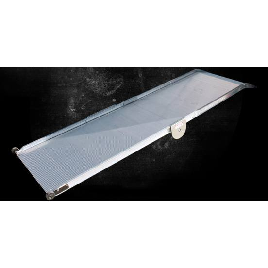Link LB20-24-108 Aluminum Folding Ramp LB20 Series Flat Rear Mount Bifold 24x108