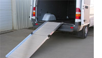 Link Manufacturing-lws40 Series Lightweight Folding Ramps