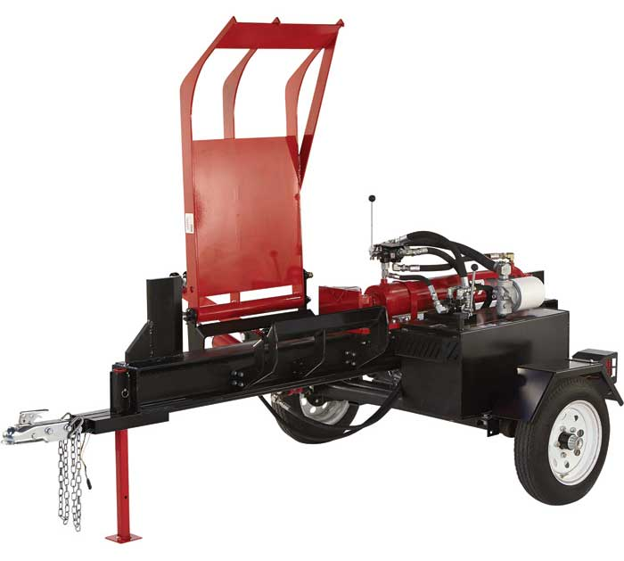 NorthStar 11968 Horizontal Log Splitter with Log Lift 37-Ton, 389cc Honda Engine