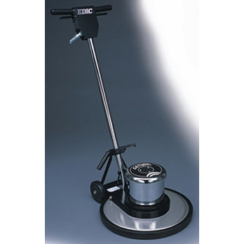 EDIC 15LS3-SS Saturn Floor Machine Low Speed Buffer FREE 7 Yr Warranty FREE Shipping 15in 1.5 HP 175 RPM (Staineless Steel)