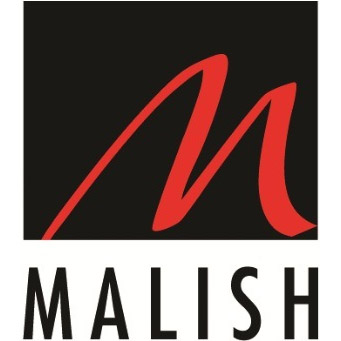 "Malish: Diamabrush Replacement Polymer Blade Retainers---12"" (Quantity 1)"