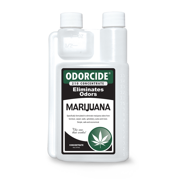 Odorcide 210 Marijuana Master Case (2-12 packs of 16 oz. bottles)